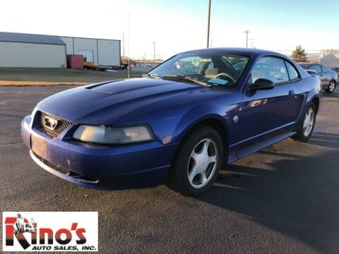 2004 Ford Mustang for sale at Rino's Auto Sales in Celina OH