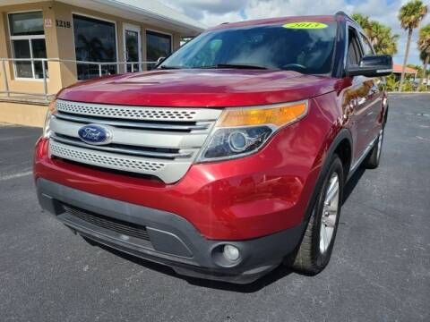 2014 Ford Explorer for sale at BC Motors of Stuart in West Palm Beach FL