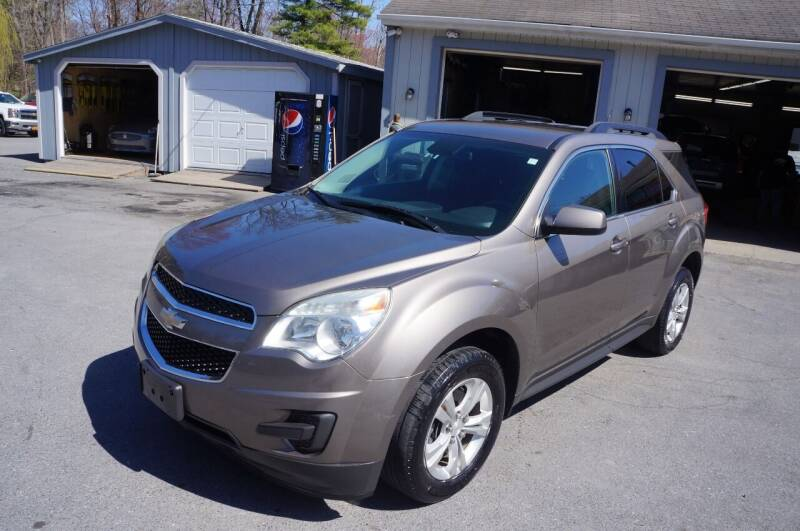 2012 Chevrolet Equinox for sale at Autos By Joseph Inc in Highland NY
