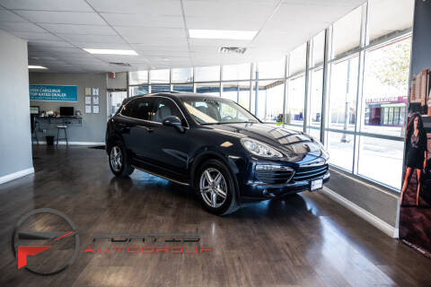 2012 Porsche Cayenne for sale at Fortis Auto Group in Las Vegas NV