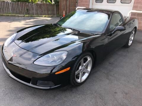 2005 Chevrolet Corvette for sale at EZ Auto Sales , Inc in Edison NJ