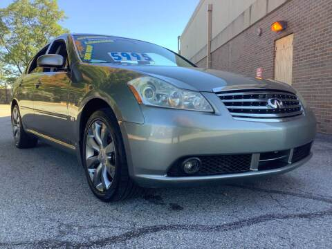 2006 Infiniti M35 for sale at Active Auto Sales Inc in Philadelphia PA