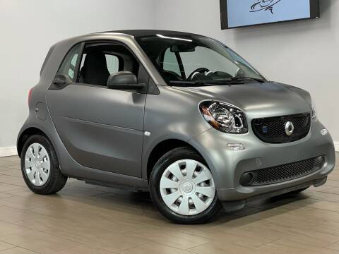 2019 Smart EQ fortwo for sale at TX Auto Group in Houston TX