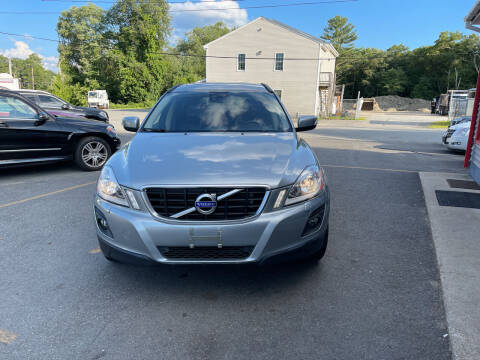 2010 Volvo XC60 for sale at Top Quality Auto Sales in Westport MA