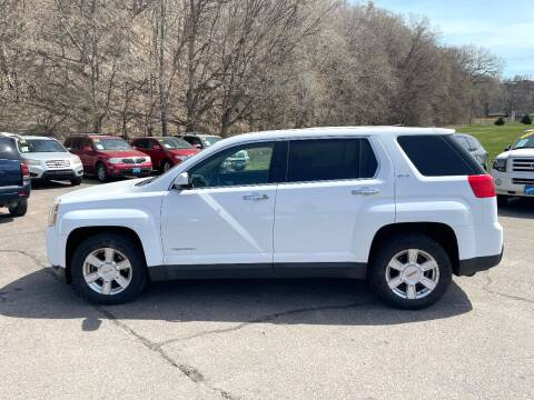 2011 GMC Terrain for sale at Iowa Auto Sales, Inc in Sioux City IA