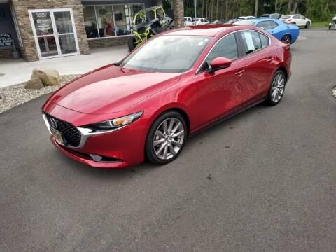 2019 Mazda Mazda3 Sedan for sale at GT Toyz Motor Sports & Marine in Halfmoon NY