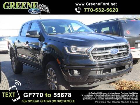 2020 Ford Ranger for sale at NMI in Atlanta GA