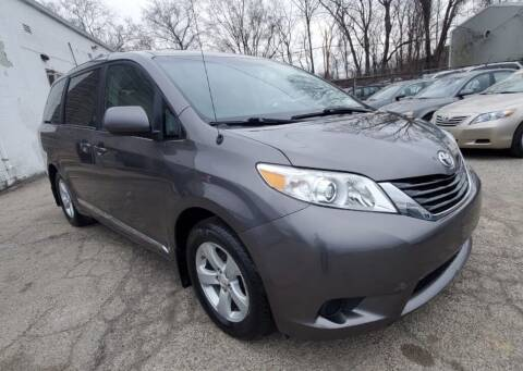 2011 Toyota Sienna for sale at Nile Auto in Columbus OH
