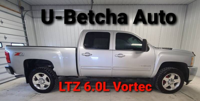 2012 Chevrolet Silverado 2500HD for sale at Ubetcha Auto in Saint Paul NE