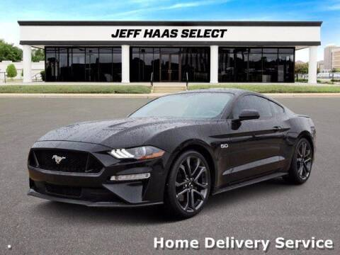 2019 Ford Mustang for sale at JEFF HAAS MAZDA in Houston TX