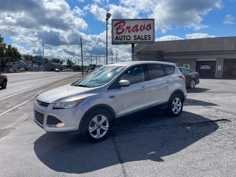 2016 Ford Escape for sale at Bravo Auto Sales in Whitesboro NY