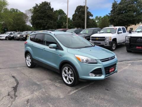 2013 Ford Escape for sale at WILLIAMS AUTO SALES in Green Bay WI