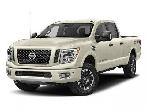 2018 Nissan Titan XD for sale at Stephen Wade Pre-Owned Supercenter in Saint George UT