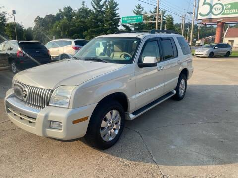 2006 Mercury Mountaineer for sale at Wolfe Brothers Auto in Marietta OH