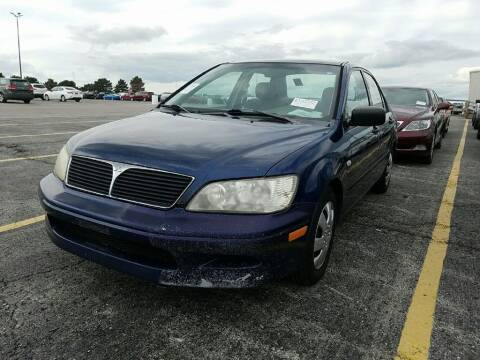 2003 Mitsubishi Lancer for sale at Cars Now KC in Kansas City MO