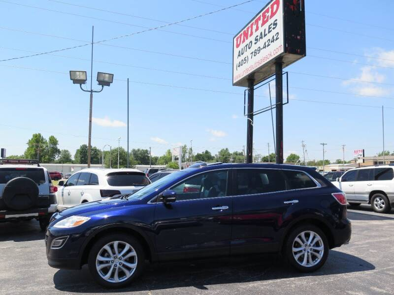2012 Mazda CX-9 for sale at United Auto Sales in Oklahoma City OK