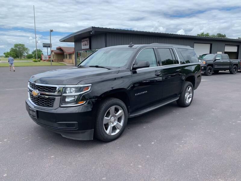 2018 Chevrolet Suburban for sale at Welcome Motor Co in Fairmont MN