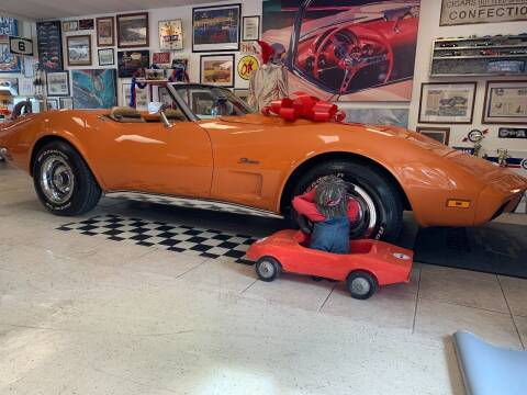 1973 Chevrolet Corvette for sale at A & A Classic Cars in Pinellas Park FL
