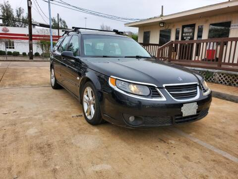 2007 Saab 9-5 for sale at Zora Motors in Houston TX