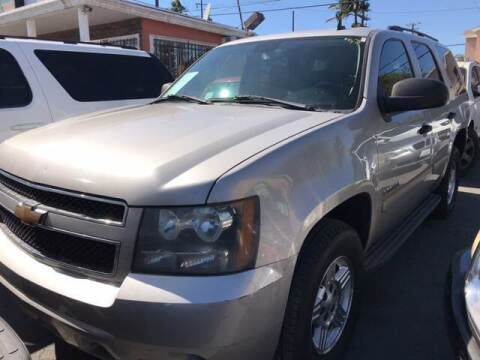 2007 Chevrolet Tahoe for sale at Affordable Auto Inc. in Pico Rivera CA