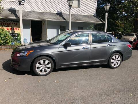 2008 Honda Accord for sale at 22nd ST Motors in Quakertown PA