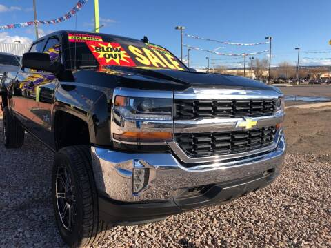 2016 Chevrolet Silverado 1500 for sale at 1st Quality Motors LLC in Gallup NM