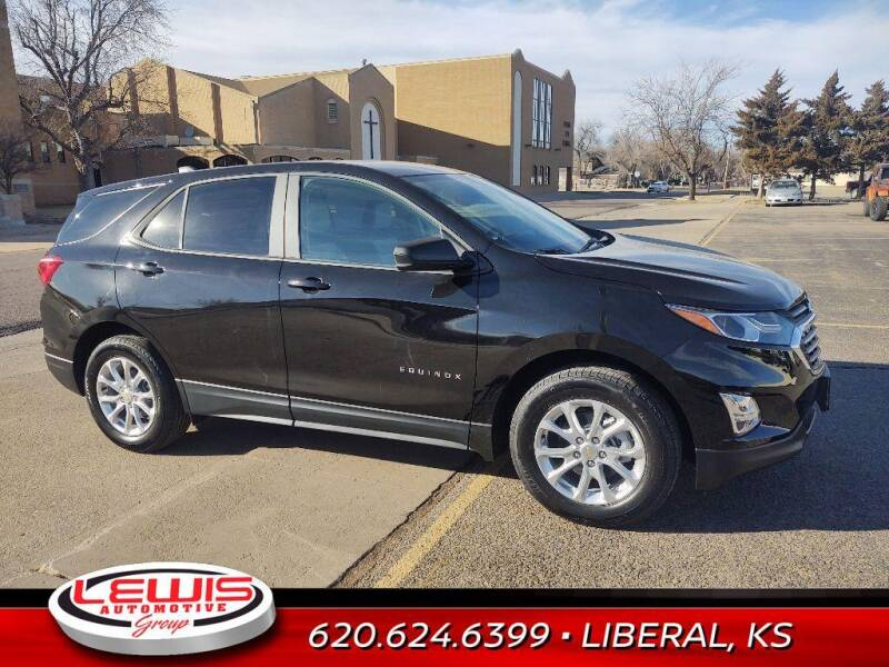 2021 Chevrolet Equinox for sale at Lewis Chevrolet Buick of Liberal in Liberal KS