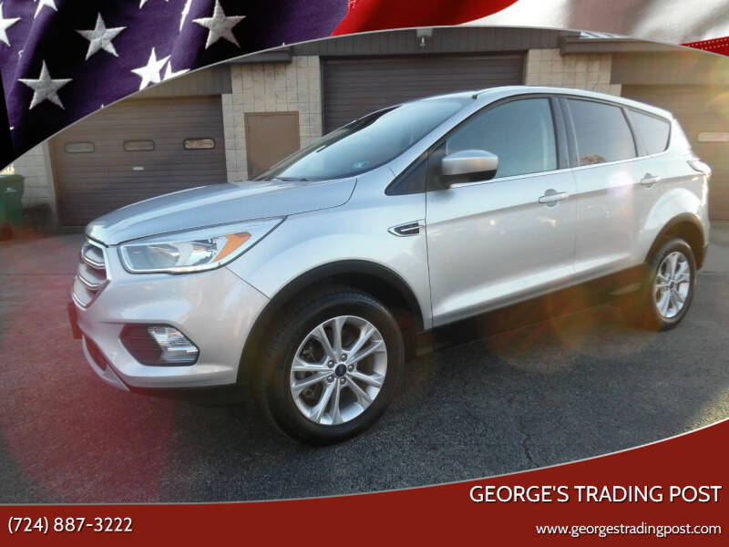 2017 Ford Escape for sale at GEORGE'S TRADING POST in Scottdale PA