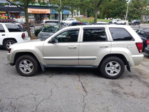 2007 Jeep Grand Cherokee for sale at Motor City in Boston MA