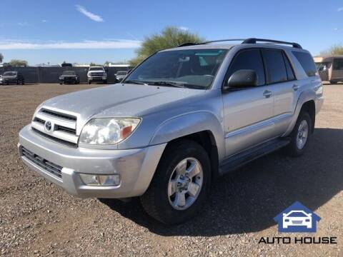 2004 Toyota 4Runner for sale at Auto House Phoenix in Peoria AZ