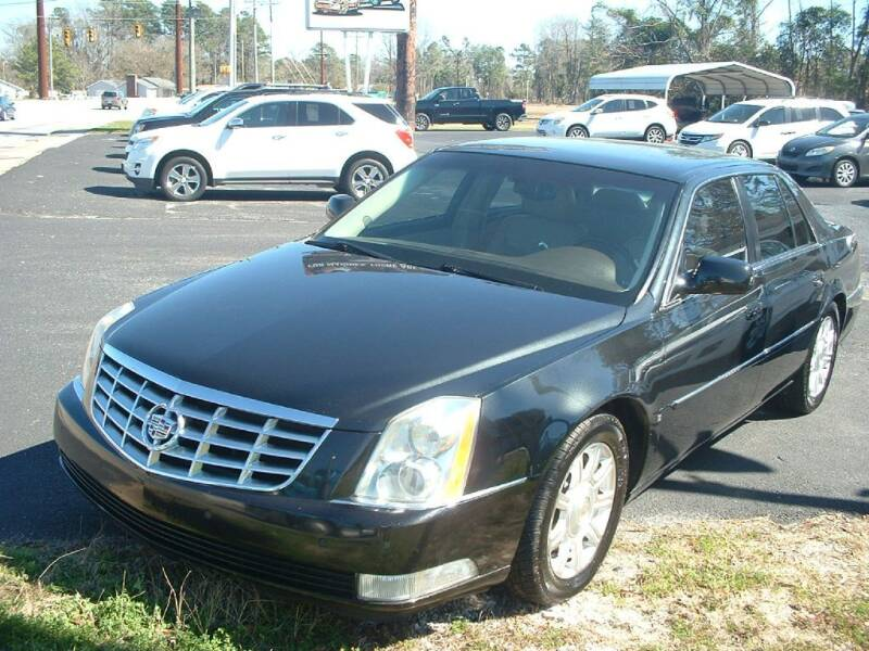 2008 Cadillac DTS for sale at Northgate Auto Sales in Myrtle Beach SC