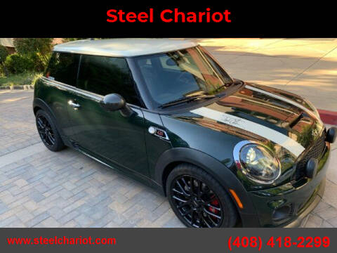 2010 MINI Cooper for sale at Steel Chariot in San Jose CA