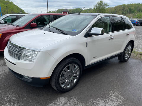 2010 Lincoln MKX for sale at Turner's Inc in Weston WV