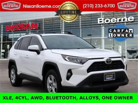 2019 Toyota RAV4 for sale at Nissan of Boerne in Boerne TX