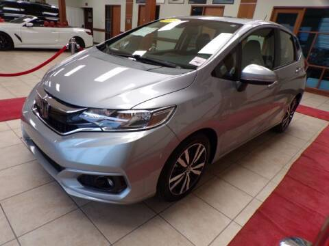 2018 Honda Fit for sale at Adams Auto Group Inc. in Charlotte NC