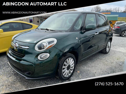 2014 FIAT 500L for sale at ABINGDON AUTOMART LLC in Abingdon VA