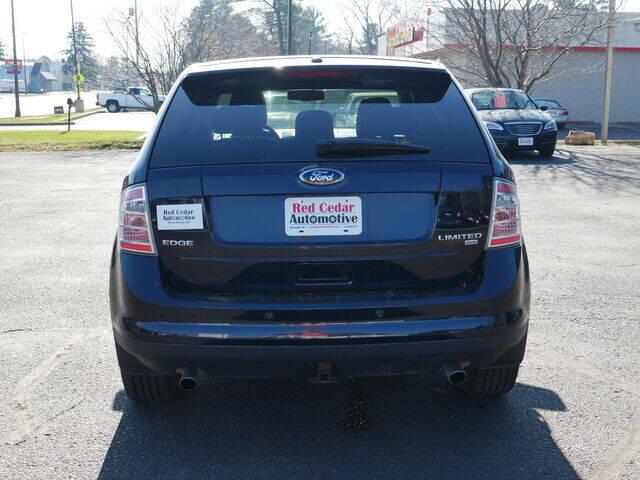 2008 Ford Edge AWD Limited 4dr Crossover - Menomonie WI