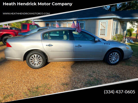 2006 Buick Lucerne for sale at Heath Hendrick Motor Company in Greenville AL