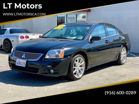 2011 Mitsubishi Galant for sale at LT Motors in Rancho Cordova CA