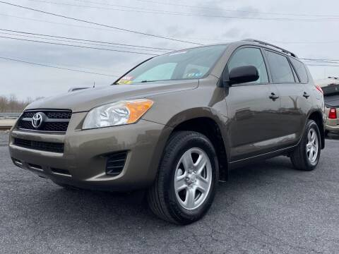 2012 Toyota RAV4 for sale at Clear Choice Auto Sales in Mechanicsburg PA