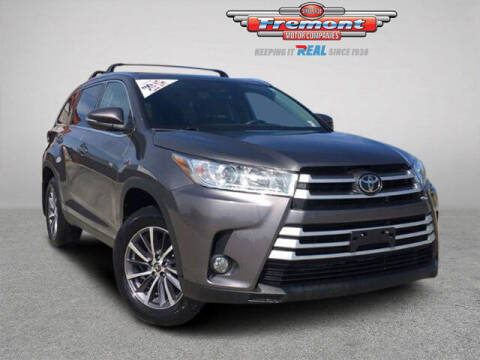 2019 Toyota Highlander for sale at Rocky Mountain Commercial Trucks in Casper WY