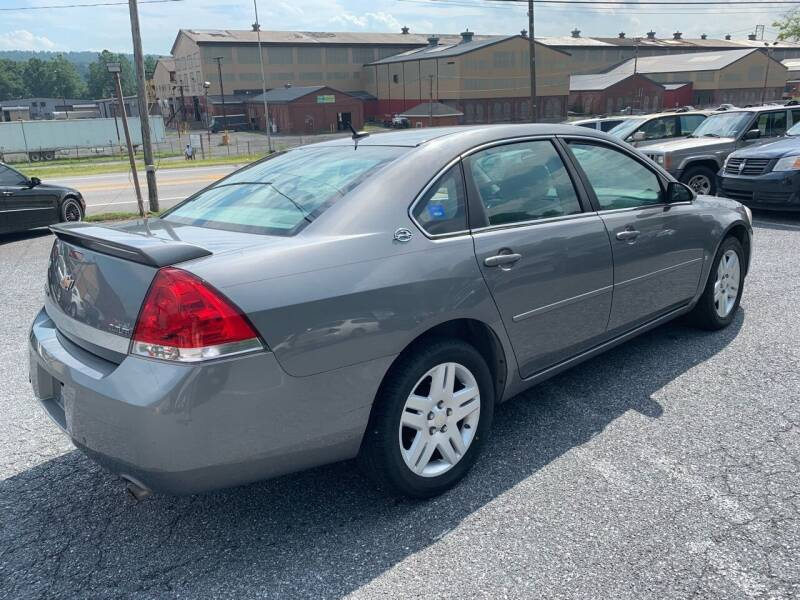 2006 Chevrolet Impala for sale at YASSE'S AUTO SALES in Steelton PA