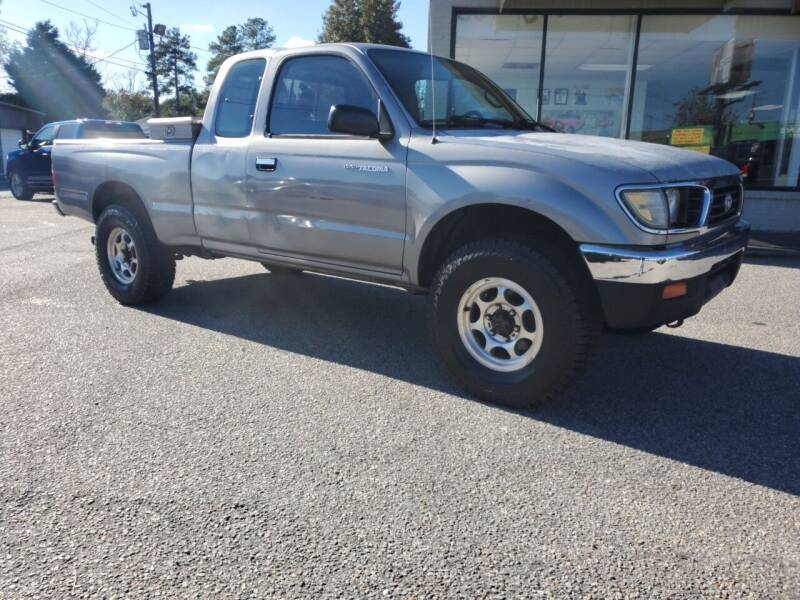 1996 Toyota Tacoma for sale at Ron's Used Cars in Sumter SC