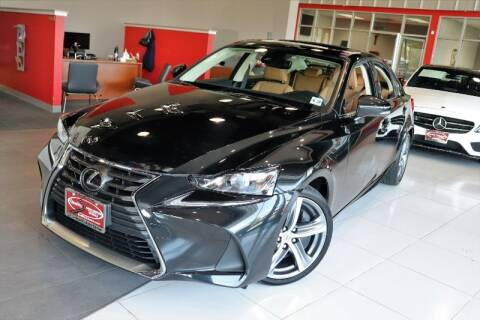 2017 Lexus IS 300 for sale at Quality Auto Center of Springfield in Springfield NJ