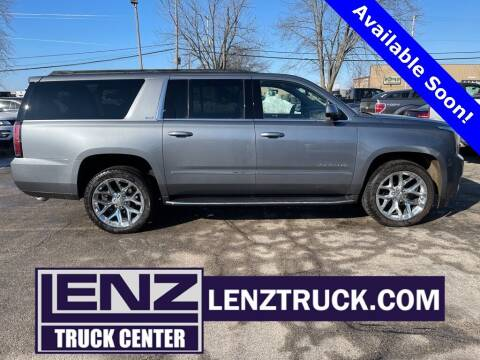 2020 GMC Yukon XL for sale at LENZ TRUCK CENTER in Fond Du Lac WI