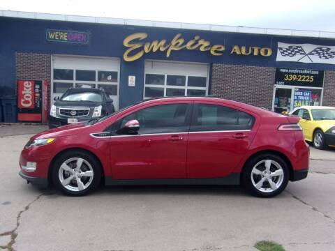2012 Chevrolet Volt for sale at Empire Auto Sales in Sioux Falls SD