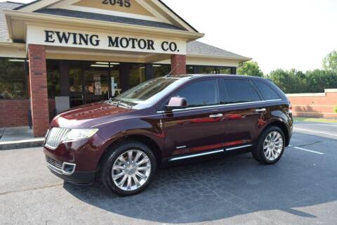 2011 Lincoln MKX for sale at Ewing Motor Company in Buford GA