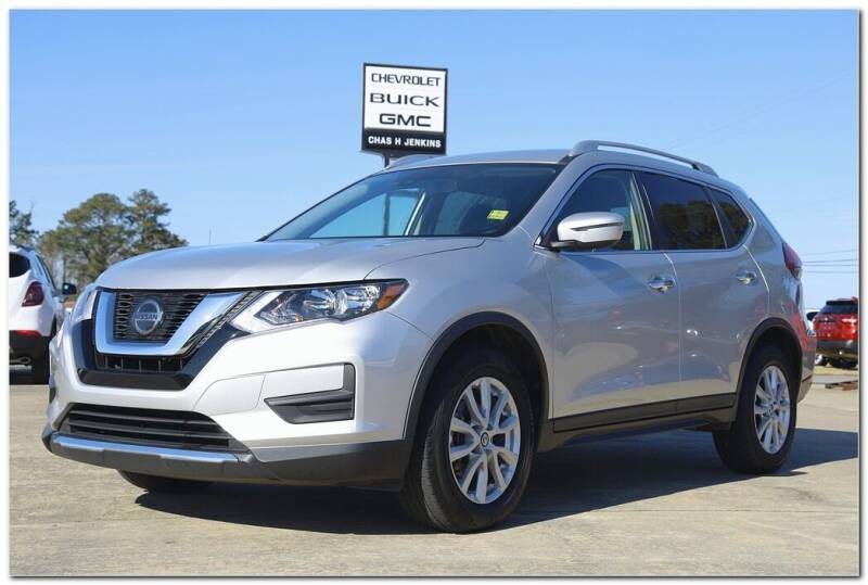 2020 Nissan Rogue for sale at STRICKLAND AUTO GROUP INC in Ahoskie NC