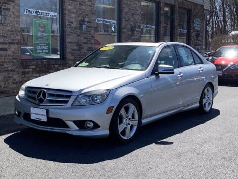 2010 Mercedes-Benz C-Class for sale at The King of Credit in Clifton Park NY