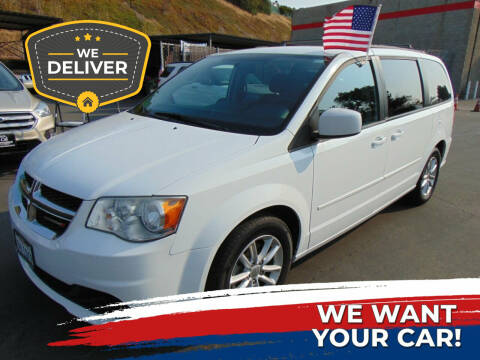 2014 Dodge Grand Caravan for sale at So Cal Performance in San Diego CA